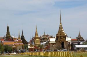 Willkommen in Bangkok