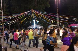 Der beliebte Nachtmarkt im Norden von Thailand