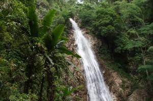 Wasserfall im Dschungel bei Chiang Mai im Norden