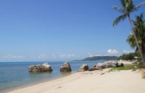 Strand in Koh Samui