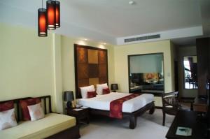 Hotelzimmer in Krabi - Thailand