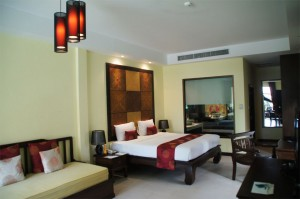 Krabi Hotelzimmer