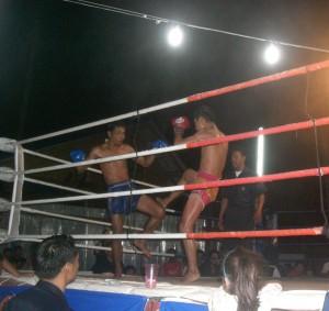 Thaiboxen in Thailand